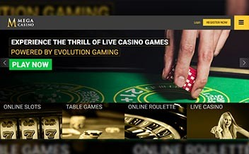 Screenshot 3 Mega Casino