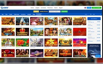 Screenshot 4 Quasar Gaming Casino