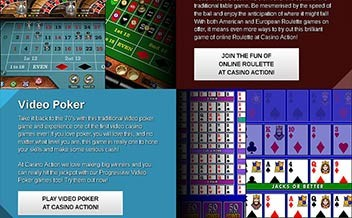 Screenshot 2 Casino Action