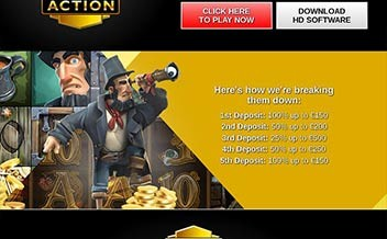 Screenshot 3 Casino Action