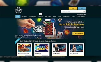 Screenshot 1 Grosvenor Casino
