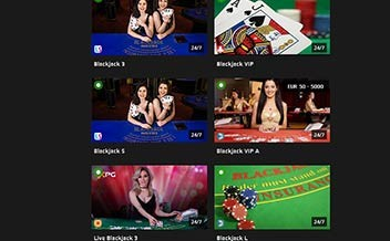 Screenshot 1 Jetbull Casino