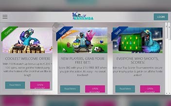 Screenshot 2 Karamba Casino