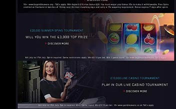 Screenshot 2 Maria Casino